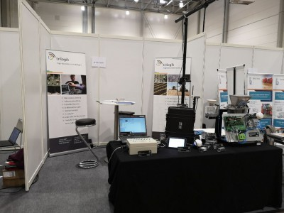 Messestand DLG-Technikertagung 2019